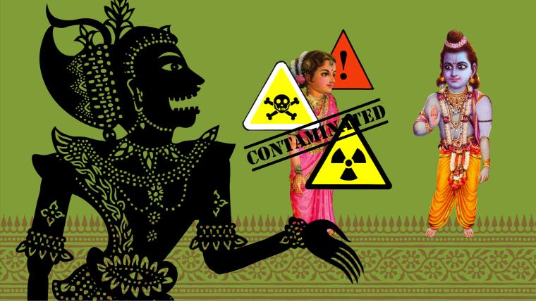 BhavanaSitaContaminated