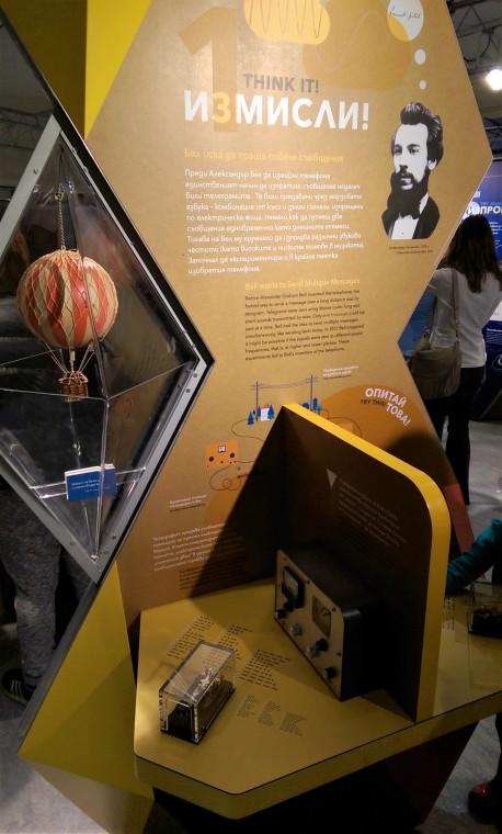 Музейко - кой е измислил телеграфът