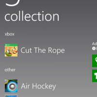 windows phone 8 games hub