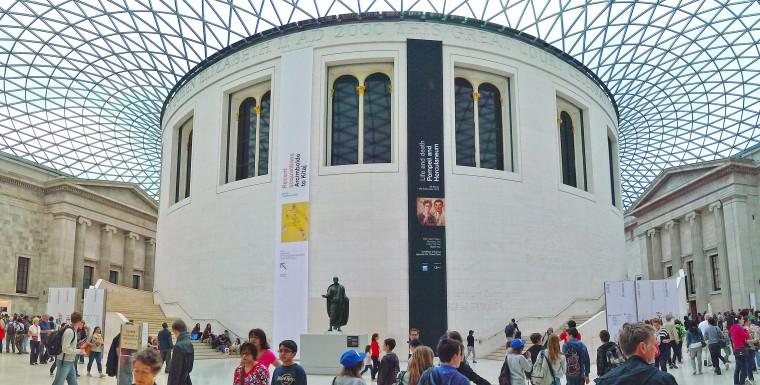 British museum - small