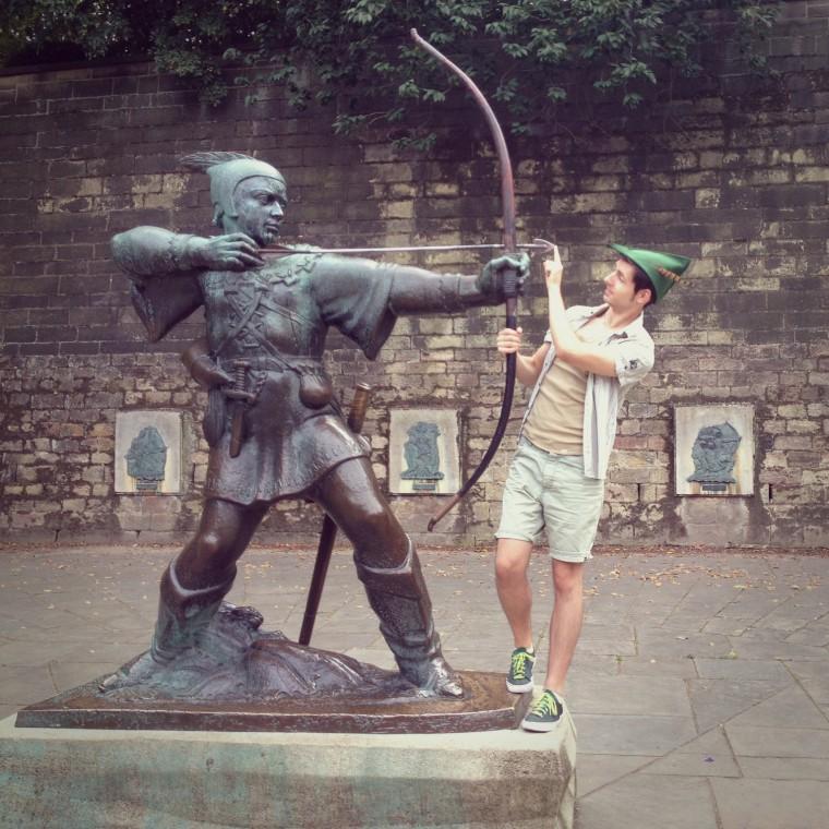 Аз и Робин Худ