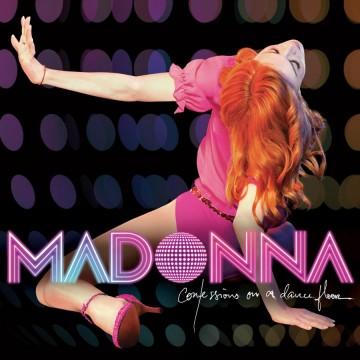 Madonna confessions on the dancefloor