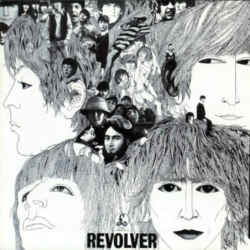 The Beetles - Revolver