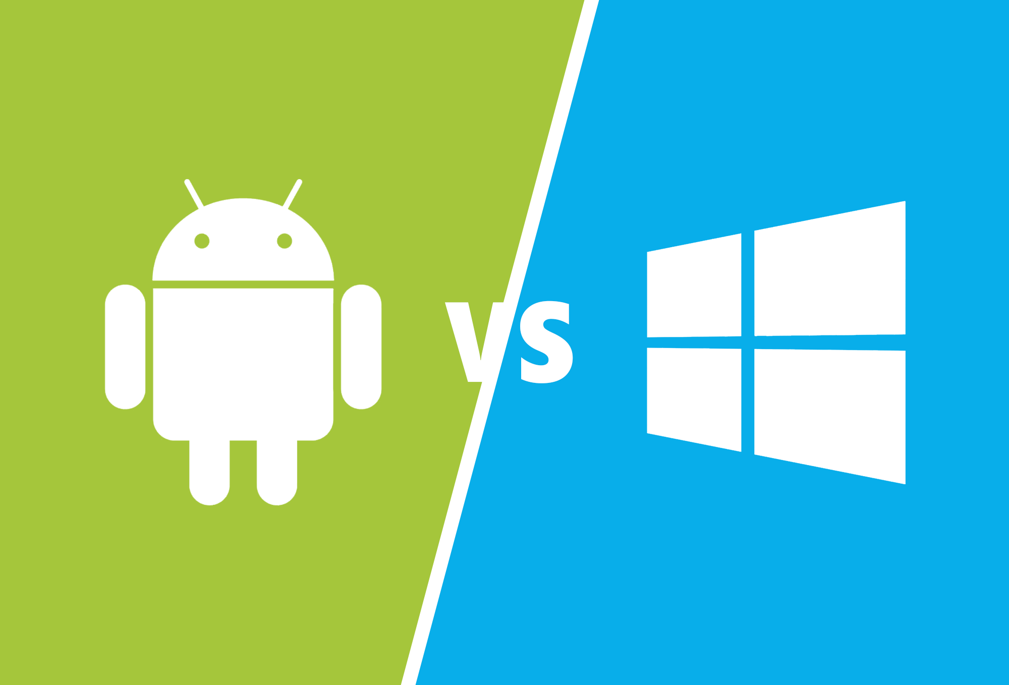 Android Is The New Windows – TechCrunch