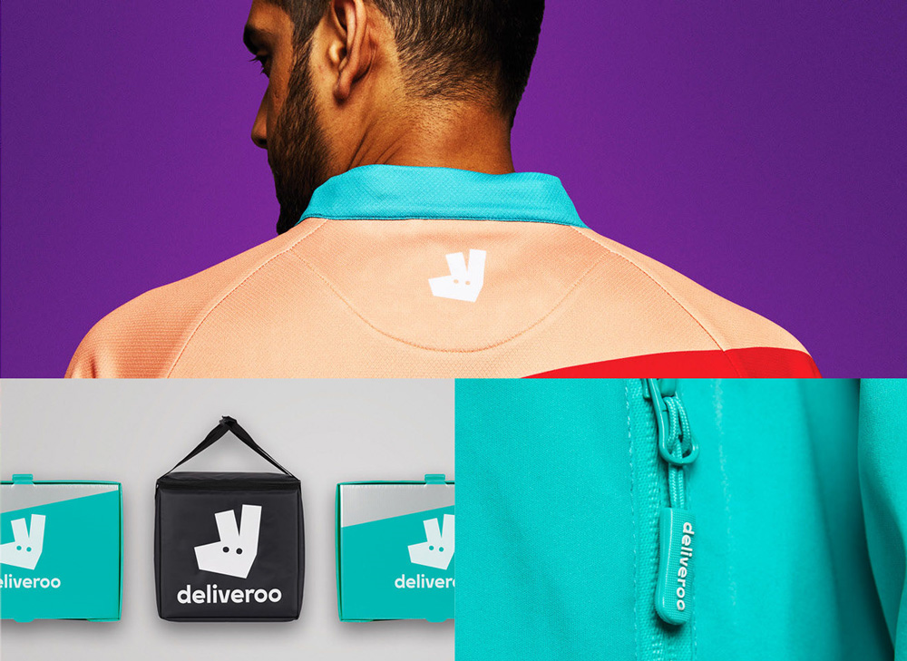 deliveroo merchandise