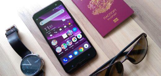 HTC U11 Life готов за пътуване
