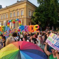София Прайд 2019 минава покрай националната художествена галерия